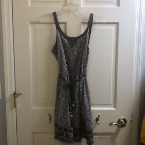Adorable grey Easley dress